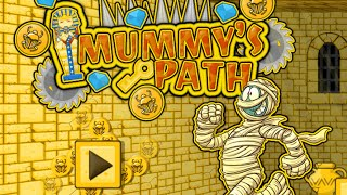 Mummy's Path Level 1-24 Walkthrough