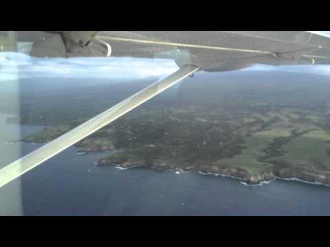 Mokulele Flight from Kahului to Hana