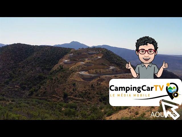 JT en camping-car N°155 -