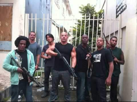 Fast and Furious Five Soundtrack- How We Roll (Fast Five Remix) - Don Omar ft. Busta Rhymes,