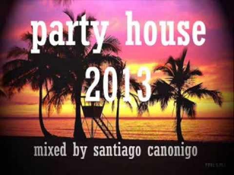 party house 2013 ( mixed by santiago canonigo )