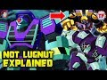 Lugnut's Lookalike In Cyberverse Is A Brand New Character Explained - The TF Files