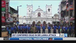 More than 200 killed in Sri Lanka bombings
