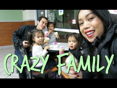 That Crazy Family - October 13, 2016 -  ItsJudysLife Vlogs