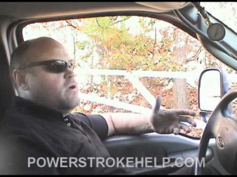 HEAD GASKET TEST for 6.0 POWERSTROKE