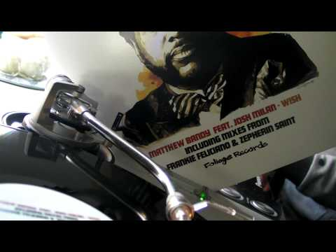 Deep House : Matthew Bandy Feat. Josh Milan - Mike Callander