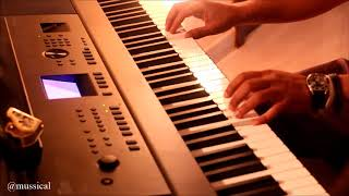 بيانو - قولو لها انني - عبدالرحمن محمد - عزف - علي الدوخي
