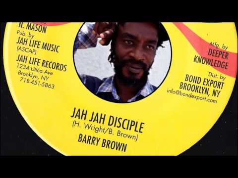 Barry Brown Tribute Mix - 10th Year Death Anniversary
