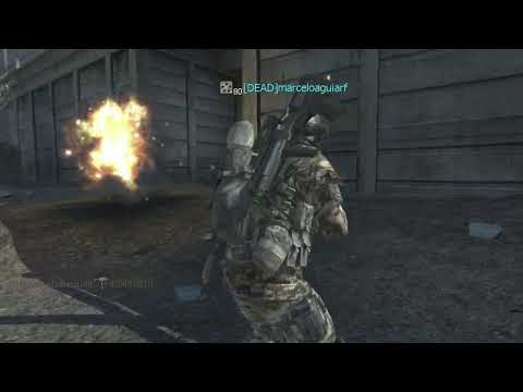 Gameplay - Call Of Duty - Modern Warfare 3 - PS3 hacker detected