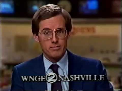 1983 WNGE News Bumper With Allen Muse