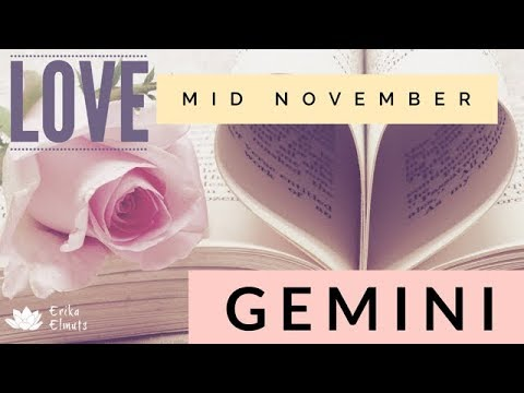 💜GEMINI LOVE💜 While you've been waiting, they've realized their feelings for you ~ MID NOVEMBER