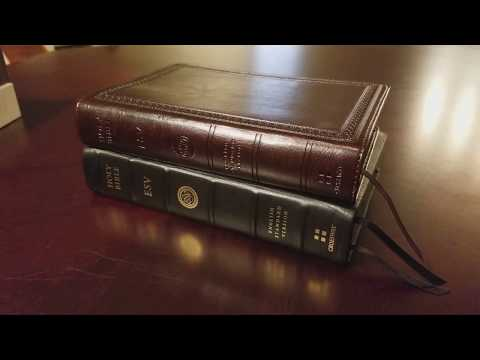 Premium Bible vs. Economy Bible / How are they different and which is right for you?