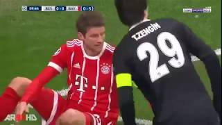 bayern munich vs besiktas 3✖️1 All Goals highlights 14/03/2018