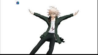 [MMD Danganronpa] dancing to specialist (Komaeda Nagito)