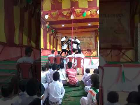 Manthan valley st Albert school dance l5 August