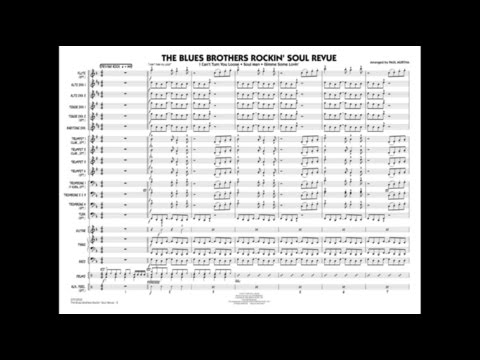 The Blues Brothers Rockin' Soul Revue arr. Paul Murtha