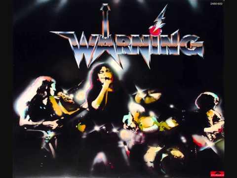 Warning 1981 Full Album (French Metal Band)