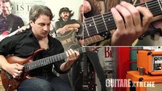 Mathieu Spaeter (Ksiz) - Guitare Xtreme #71