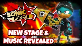 Sonic forces news - aqua road new stage & music revealed!
