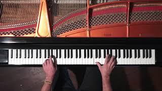 Schubert Impromptu Op.90 No.1 (TAKE 1) P. Barton FEURICH HP piano