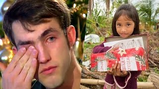 Школьник отправил подарок в бедную страну, даже не подозревая, что получит посылку его будущая жена!