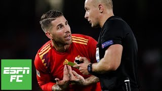 Is Sergio Ramos overrated? Favorite USMNT striker? | Extra Time