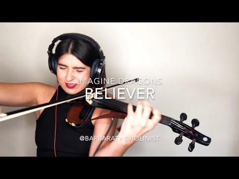 Imagine Dragons - Believer - Violin Cover - Barbara Krajewska