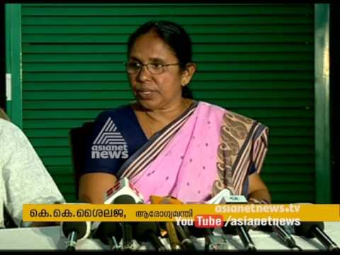 K. K. Shailaja Supports K. Radhakrishnan On Reveals Wadakkancherry Gang Rape Victim's