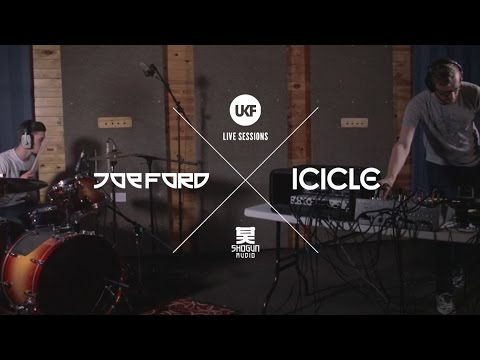 Joe Ford & Icicle - Crossbreed (Live Session)
