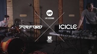 Joe Ford & Icicle - Crossbreed (Live Session)