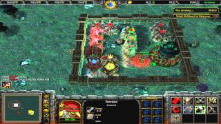 Warcraft 3 Infection Attack Walkthrough
