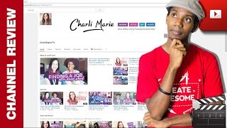 YouTube Channel Review: CharliMarieTV| DIY Channel | Review 15 of 30