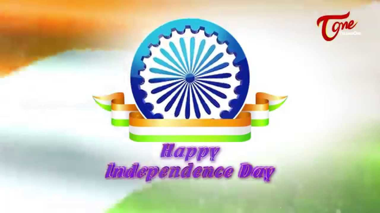 Happy Independence Day 15th August Best Wishes And Animated