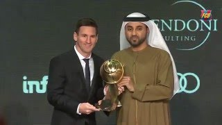 Fc barcelona was the centre of attention at tonight's ceremony 6th globe soccer awards, held this sunday in framework 10th international co...