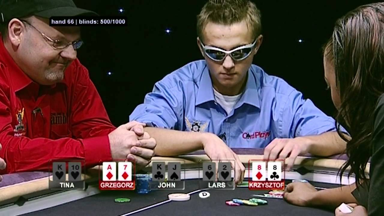 2011 world series of poker final table