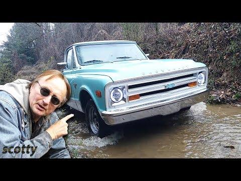 The Coolest Old Truck  1968 Chevrolet C10 Restoration