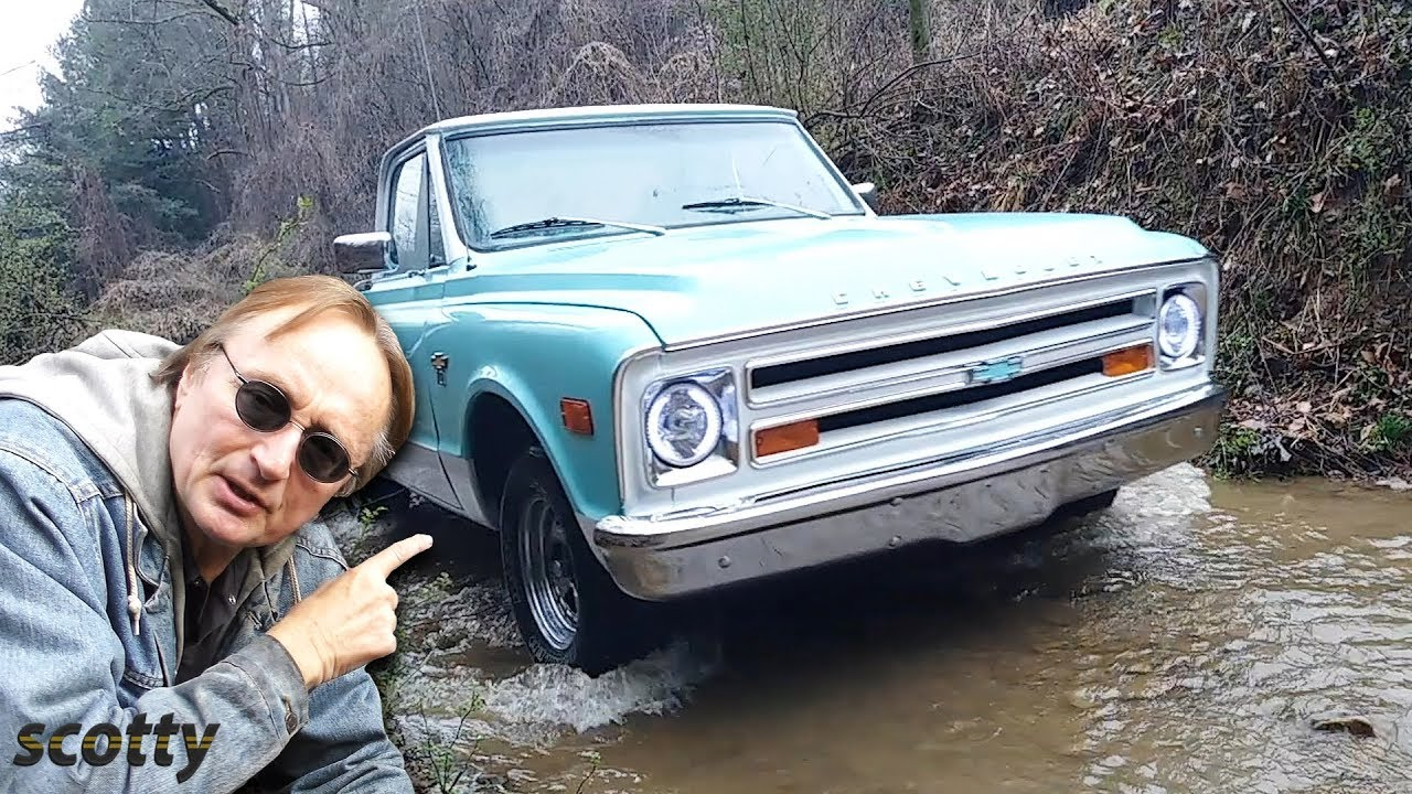 The Coolest Old Truck - 1968 Chevrolet C10 Restoration - YouTube