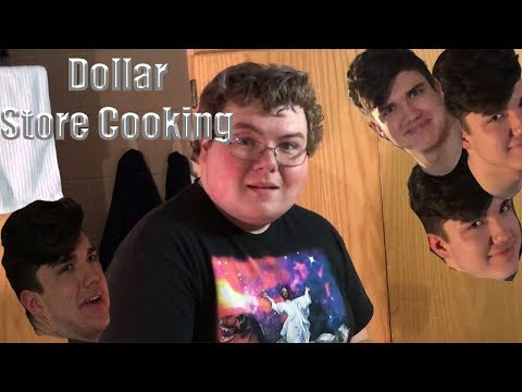 Dorm Cooking with Bruce Venture