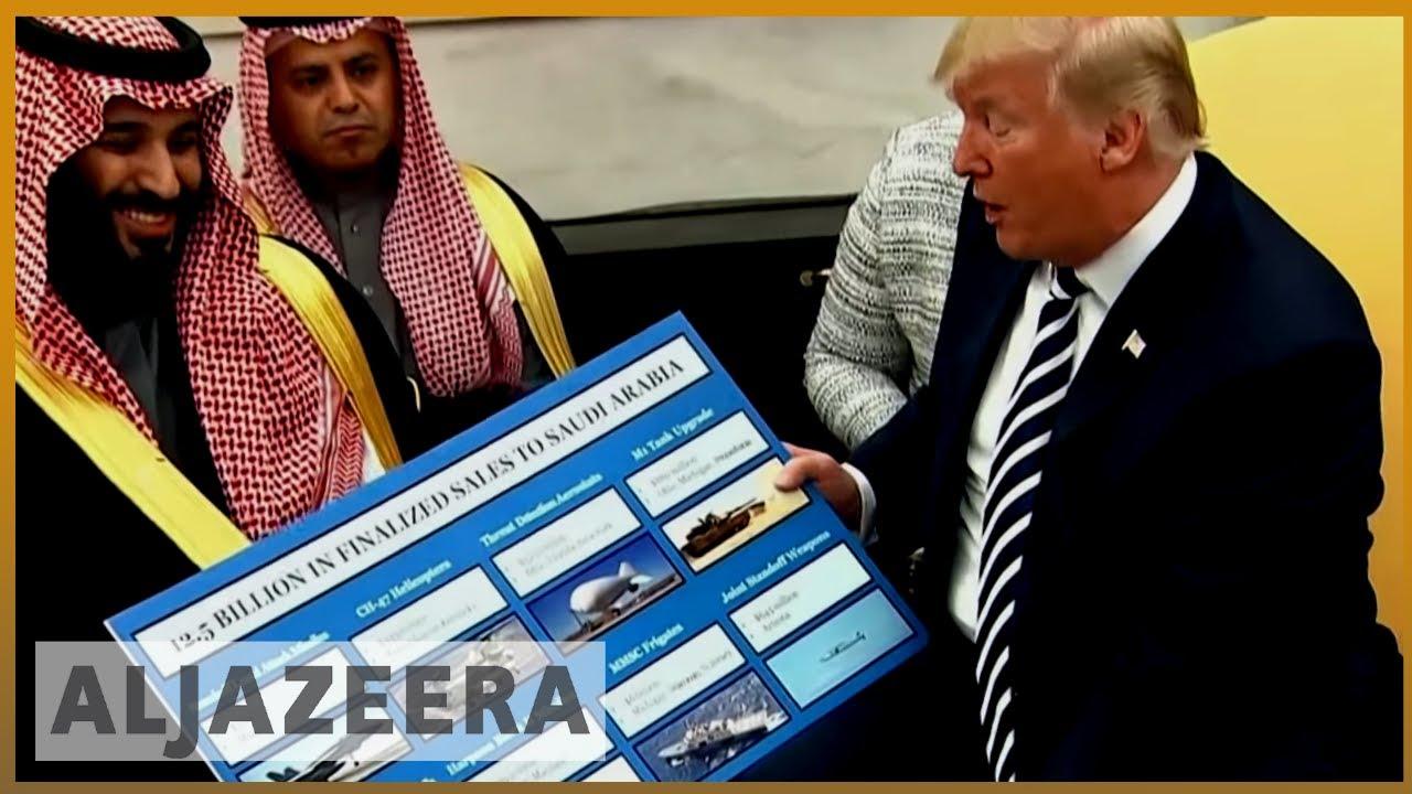 Trump reluctant to impose US sanctions on Saudi Arabia l Al Jazeera English