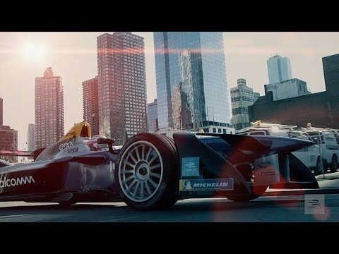 Formula E Racing: Streets of NYC