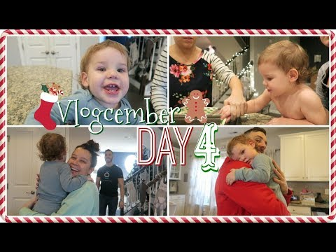 A Day With AJ + Closet Organization | Vlogcember Day 4, 2017