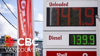 Reasons for high gas prices in B.C. revealed in report… sort of