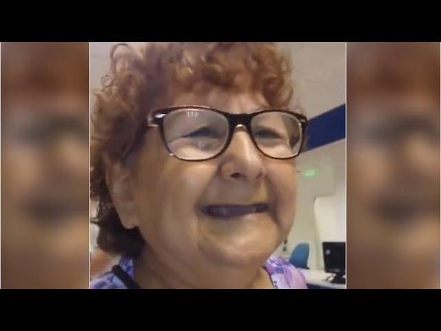 Así maltrataron a una jubilada que fue a la ANSES y pidió que la atiendan
