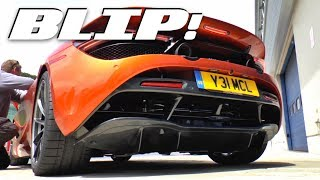 How To Activate The Easter Egg In The McLaren 720S Exhaust