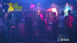 La Manitu - N Samble - Rumba De Mr SwinG - Discoteca La Noche 2012