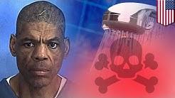 Prisoner dies after being held in hot shower until skin peels off, death ruled accidental - TomoNews