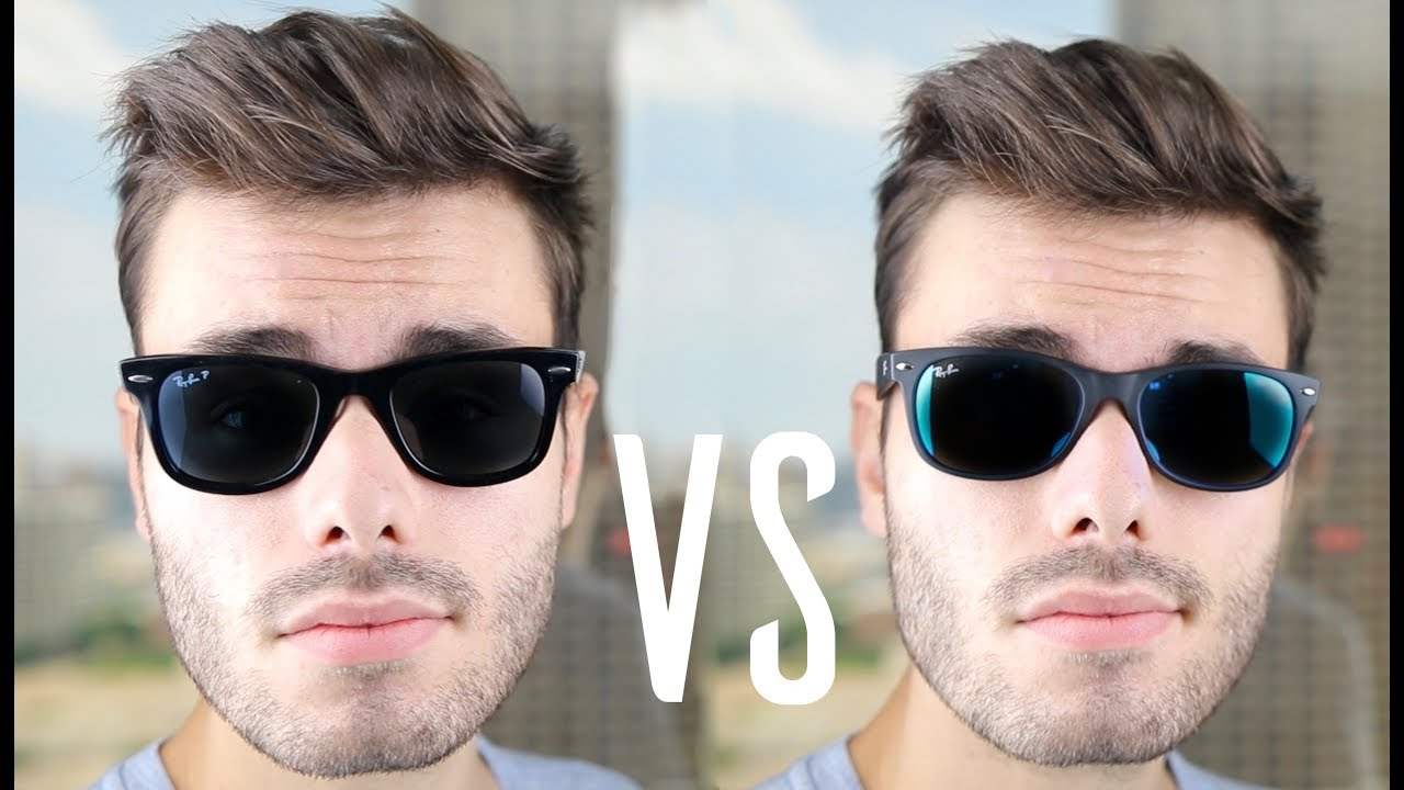 ray ban andy vs wayfarer