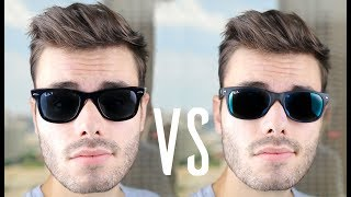 Original Wayfarer vs Ray-Ban New Wayfarer