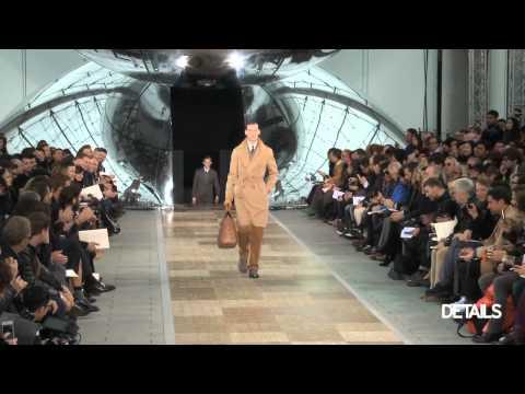 Menswear Trends from Fashion Week 2012 in Paris