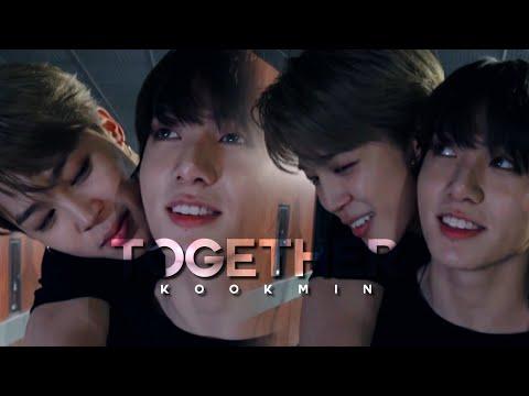 Jikook/Kookmin: Together ♡